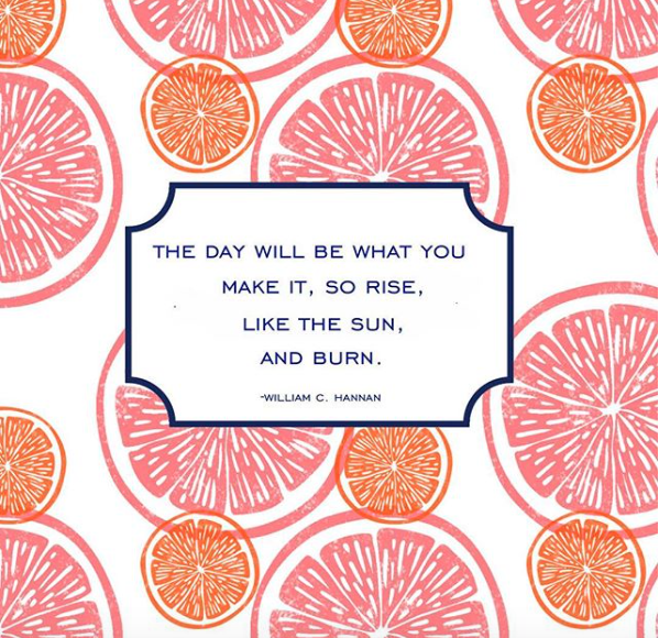The Day Will Be What You Make It
