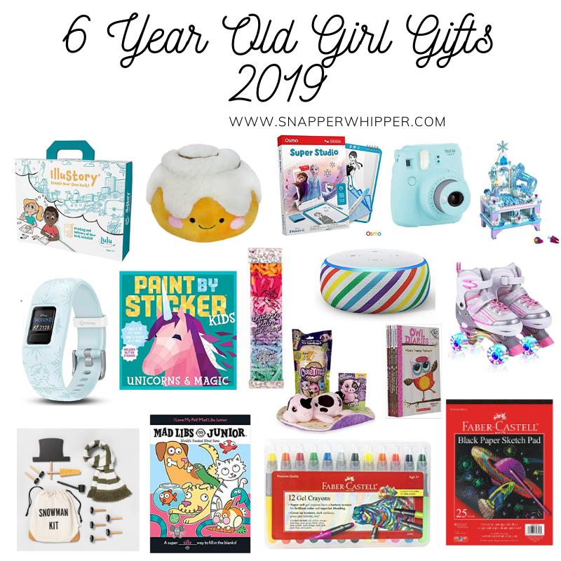 6 Year Old Girl Gifts