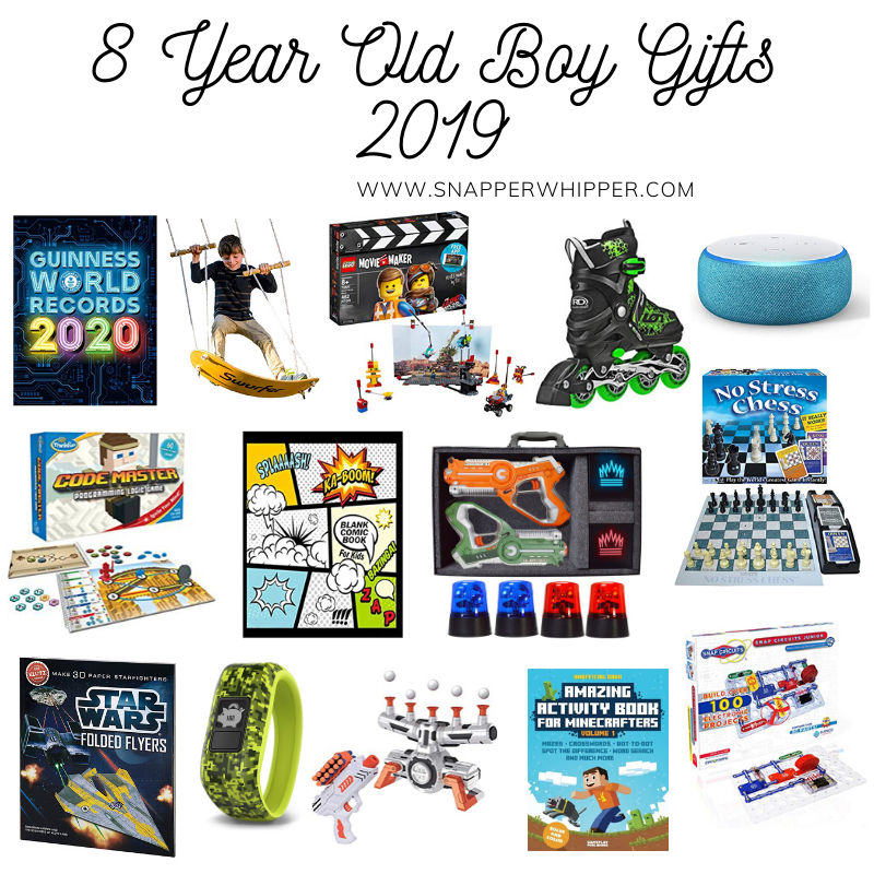 8 Year Old Boy Gifts