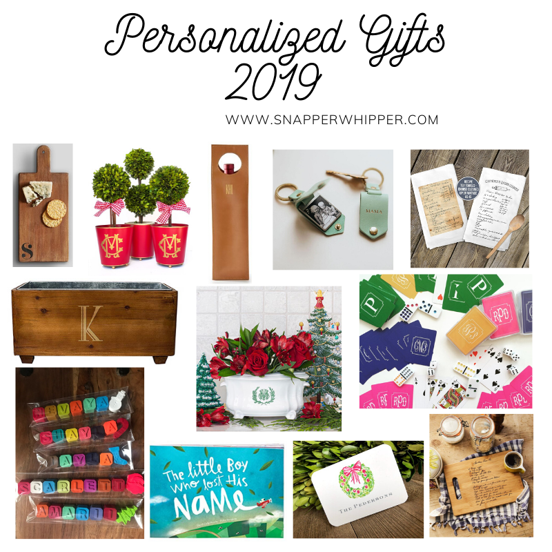 Personalized Gifts 2019